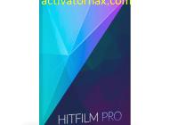 HitFilm Pro Crack 16.1 + Serial Key Free Download 2021