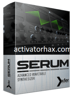 Xfer Serum Crack V3b5 + Serial Key Free Download 2021