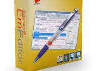 EmEditor Professional 19.8 Crack With License Key 2020
