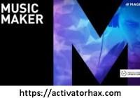 Magix Music Maker 2020 Crack & Full License Key
