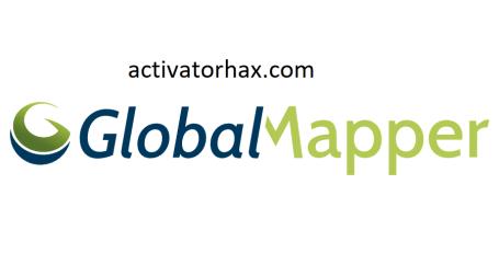 Global Mapper Crack 22.1.1 + License Key Free Download 2021