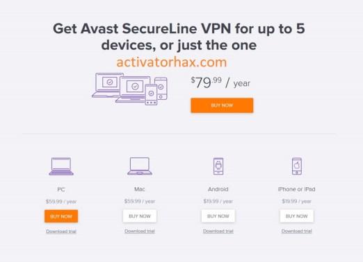 Avast SecureLine VPN Crack 5.6.4982 + Keygen Free Download 2021