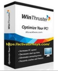 WinThruster 1.79 Crack Plus Serial Key [Latest] 2020