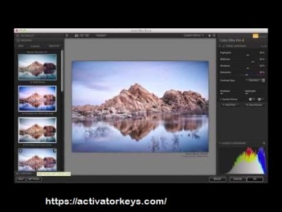 Color Efex Pro 4 Crack With Product Key Latest 2020