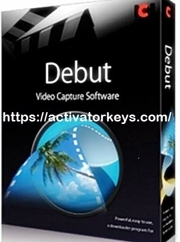 Debut Video Capture 6.11 Crack with Activation Key 2020