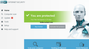 ESET Internet Security 14.1.19.0 Crack Full License Key
