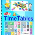 aSc TimeTables 2019 Crack & Serial Key Free Download