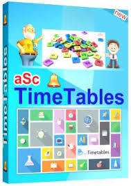 aSc TimeTables 2019 Crack & Serial Key Free Download