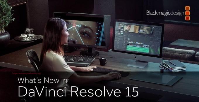 DaVinci Resolve Studio 15.3.1 Crack & Keygen 2019