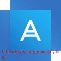 Acronis True Image 2020 Crack Full Keygen Free Download