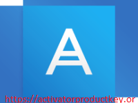Acronis True Image 2020 Crack Full Keygen Free Download