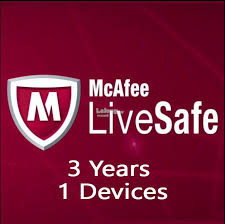 McAfee Livesafe Internet Security 2020 Crack Key