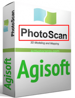 Agisoft PhotoScan Crack Full