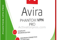 Avira Phantom VPN Pro Crack + Key