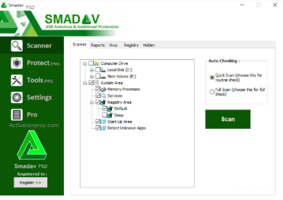Smadav Pro Serial key