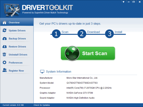 DriverToolkit 8.6.0.1 License Keys with Emails - Free Activation