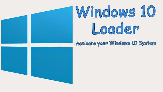 Windows Loader 2019