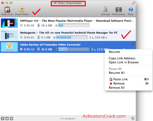 keygen for 4k video downloader mac