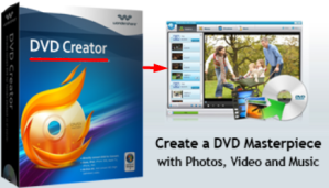 Wondershare DVD Creator Crack + keygen
