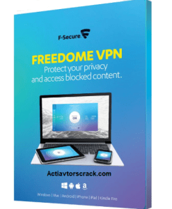 F-Secure Freedome Crack free