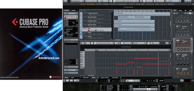 Cubase Pro Crack + Torrent