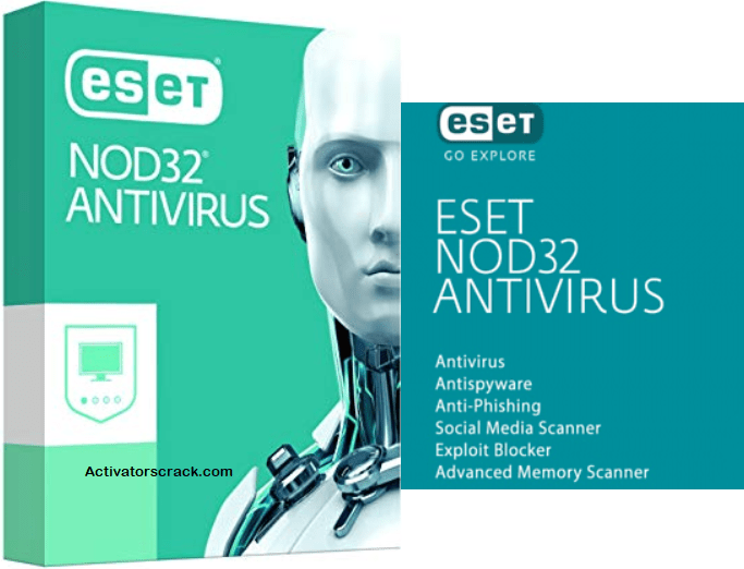 ESET NOD32 Antivirus 13.0.22.0 Crack Free Activation Key ...