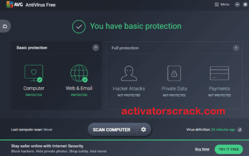 AVG Antivirus Key Full