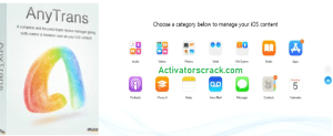 AnyTrans Crack Free Download