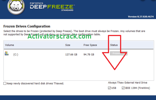 Deep Freeze Free Download