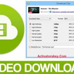 4K Video Downloader 4.7.3 Crack & License Key Download