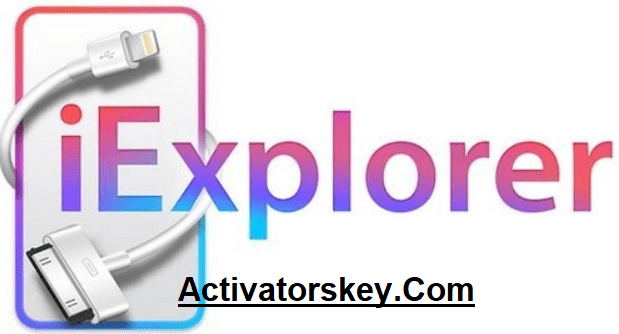 iExplorer 4 Crack Full Registration Code Free Download