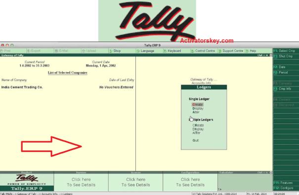Tally ERP Crack Free