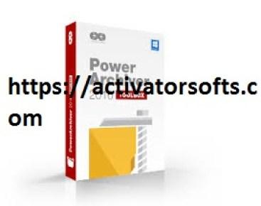 PowerArchiver Crack