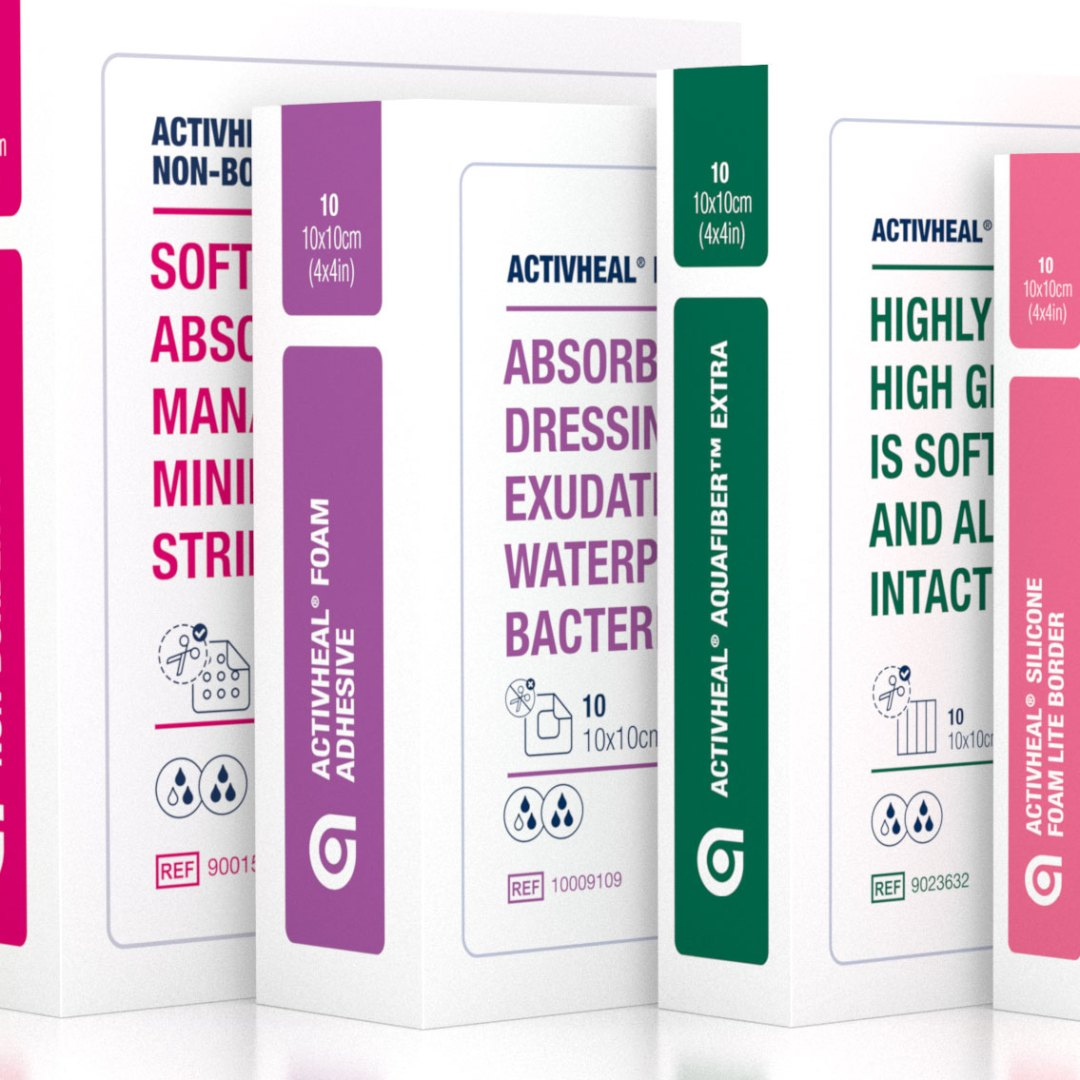 ActivHeal Wound Care Dressings