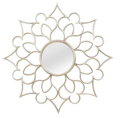 Stratton Home Decor SHD0145 Francesca Wall Mirror