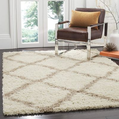 Safavieh Ivory And Beige Area Rug