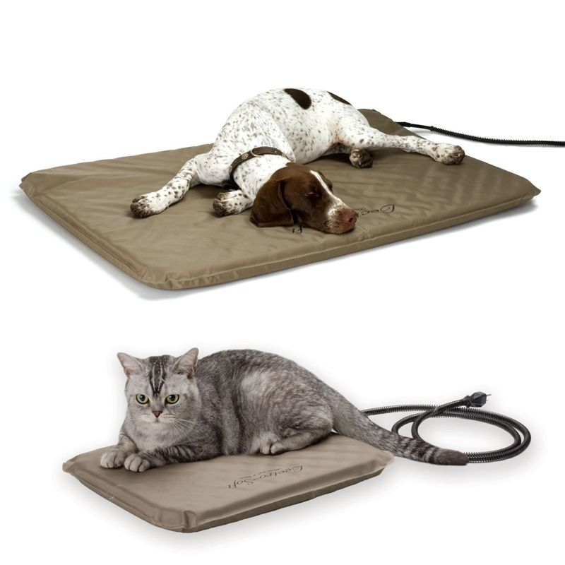 KH PET PRODUCTS Heated Pet Bed