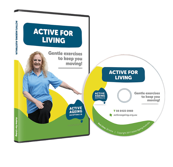 chair exercises for seniors dvd australia peg perego siesta high cover active ageing supporting lives at any age