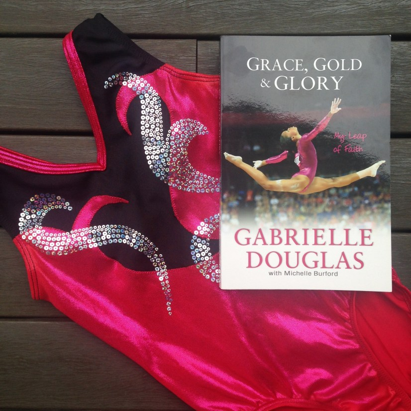 Book Review: Grace, Gold & Glory by Gabby Douglas