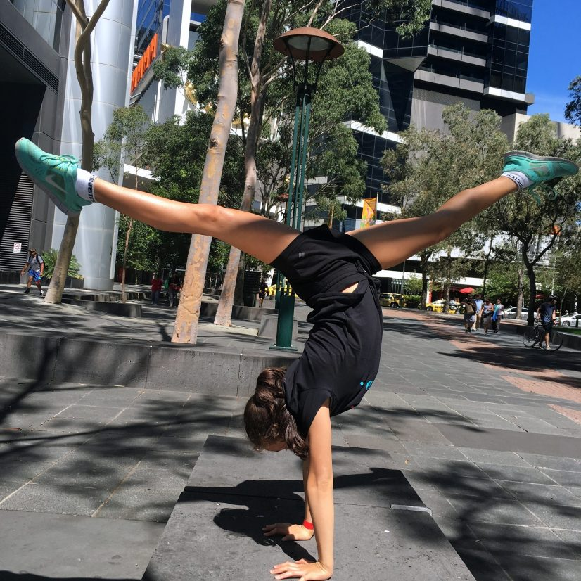 School holiday Ideas for active kids - Parkour