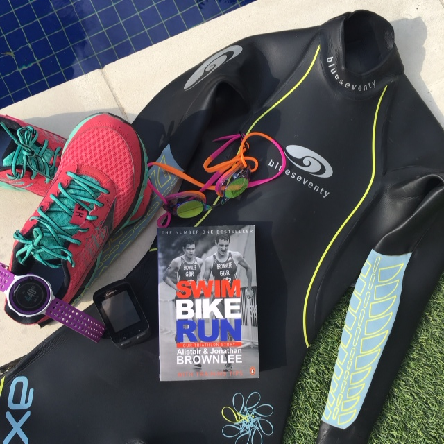 Book review: Swim Bike Run - Our Triathlon Story