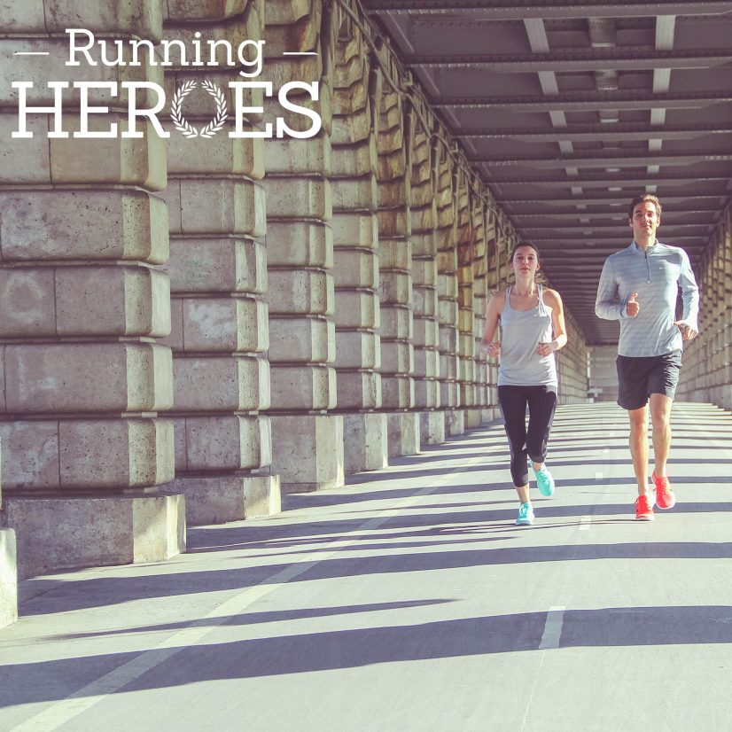 Running Heroes - Run for Rewards!