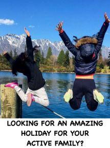 Looking for an amazing holiday for your active family?