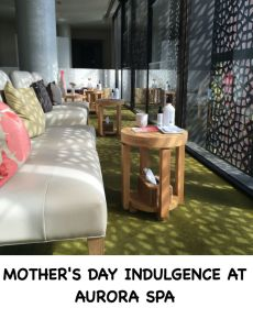 Mothers Day Aurora Spa