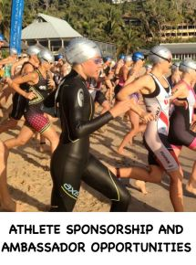 Athlete sponsorship and ambassador opportunities