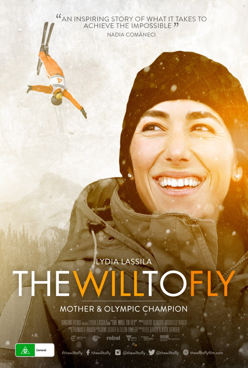 "Movie Review of ""The Will to Fly"" - Documentary Feature Film about Lydia Lassila"