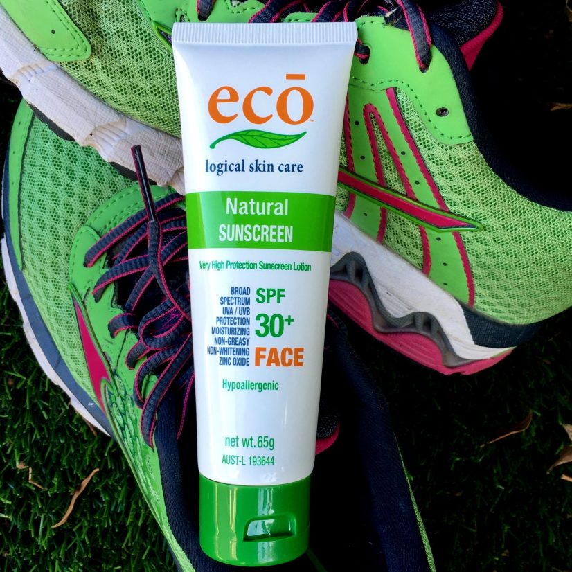Natural Sunscreen - Essential for Young Athletes