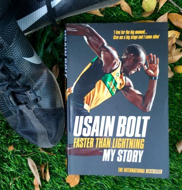 BOOK REVIEW: Faster than Lightning My Story by Usain Bolt