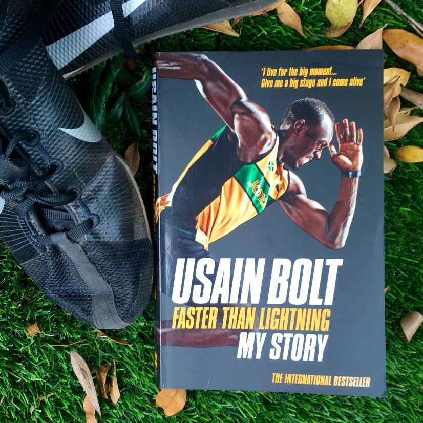 BOOK REVIEW: Faster than Lightning - My Story by Usain Bolt