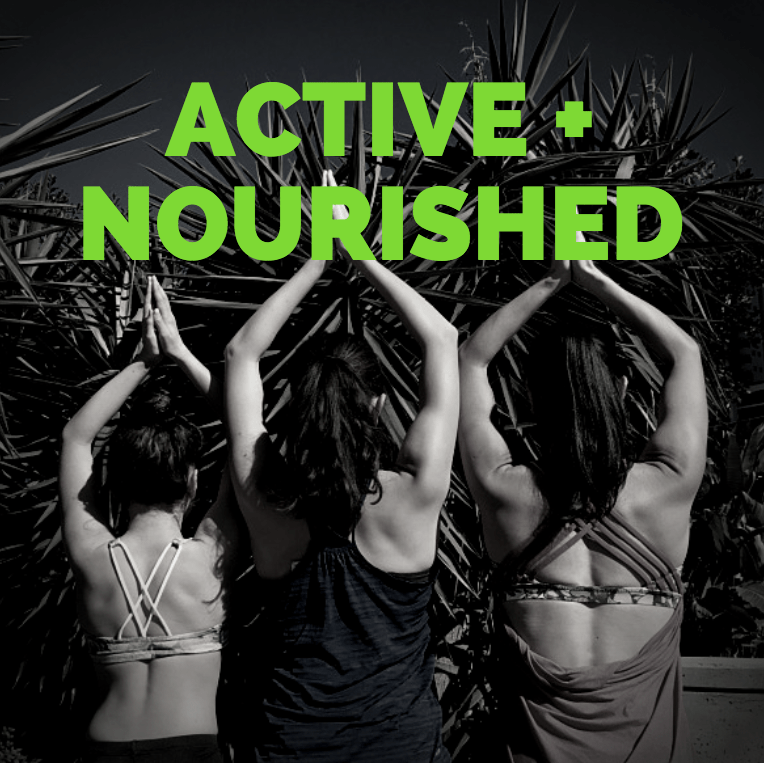 Welcome to Active+Nourished!
